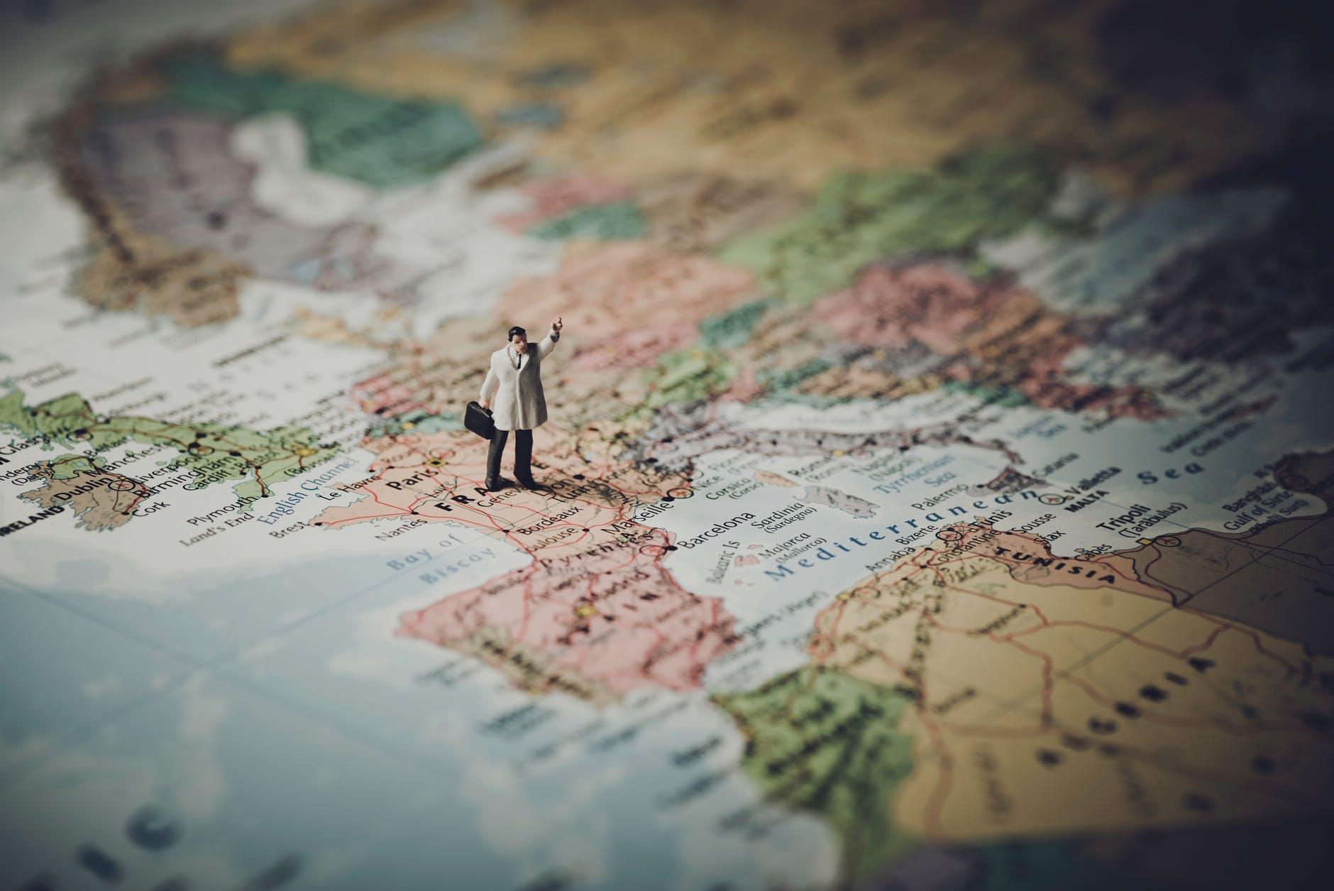 Viagem ao exterior