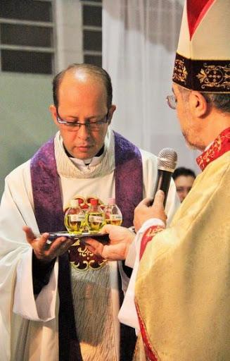Padre Emilson Ferreira